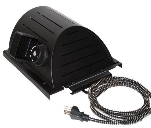 Dog House Heater Hound Heater Deluxe 150w