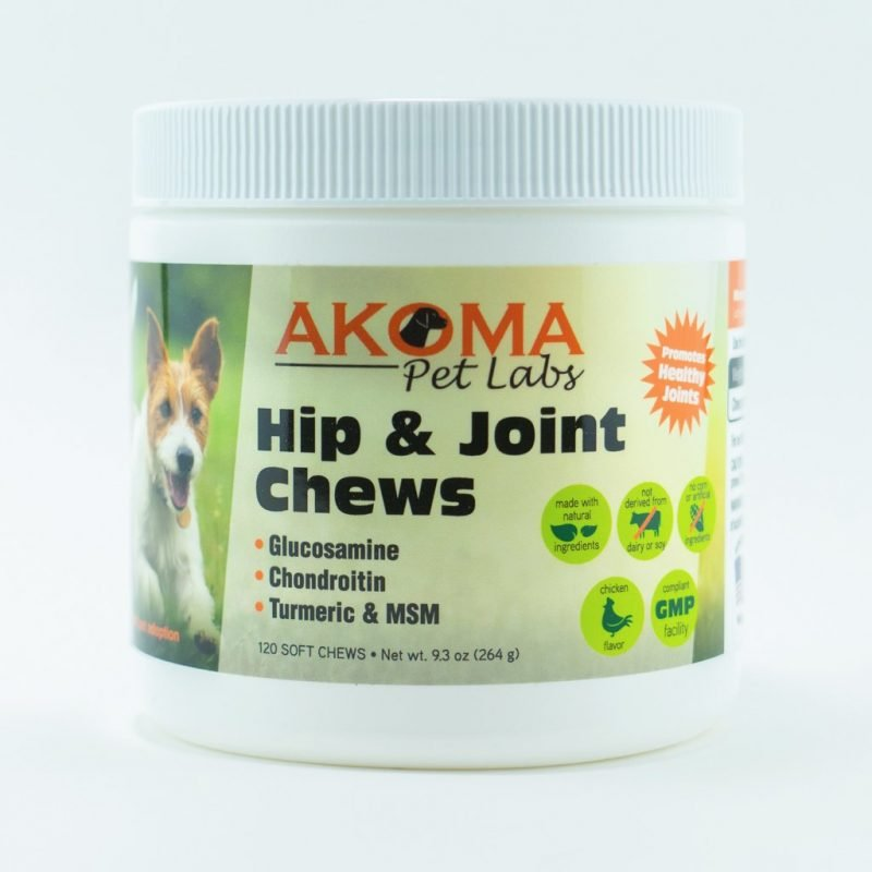 Akoma Hip and Joint Dog Chews