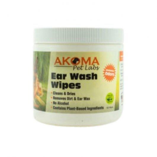 Dog Ear Wash Wipes