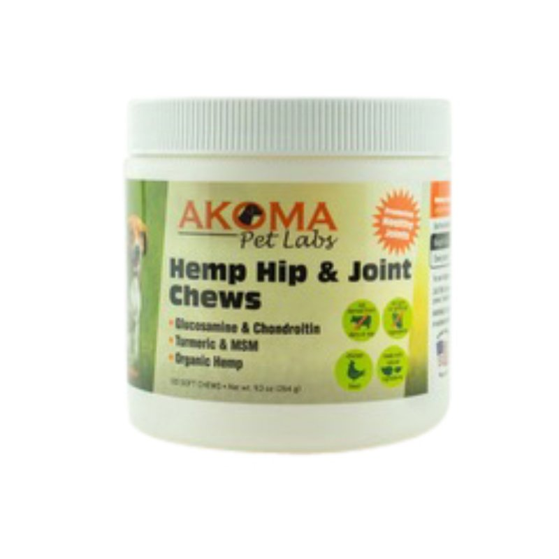 Hemp Hip & Joint Chews for Dogs